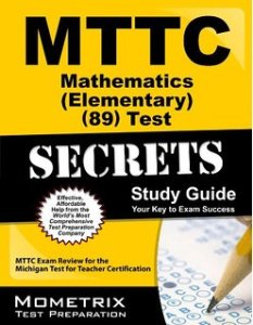 MTTC Mathematics Test Practice Questions Study Guide