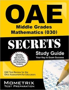 OAE Middle Grades Mathematics Practice Questions study Guide
