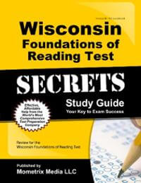 Wisconsin Foundations of Reading Test Practice Questions Study Guide