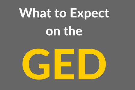 What to Expect on the GED [Infographic]