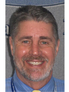 3. Mr. Paul Robinson - Saratoga High School in Saratoga