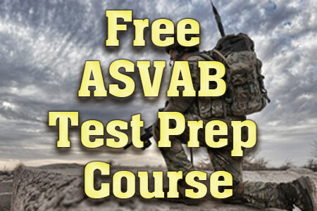 Free ASVAB Test Prep Course