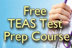 Free TEAS Test Prep Course