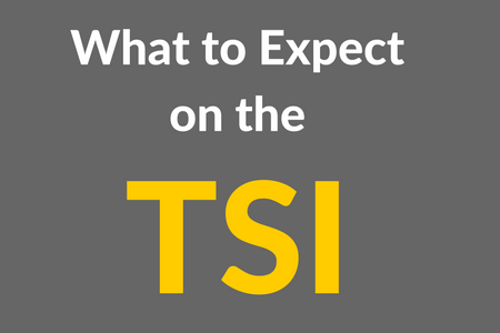 What to Expect on the TSI [Infographic]