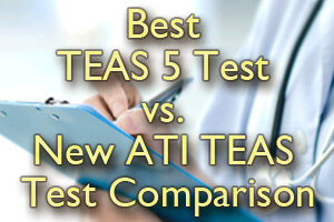 Best TEAS 5 Test vs New ATI TEAS Exam