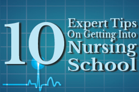 10 Expert Tips On Getting Into Nursing School