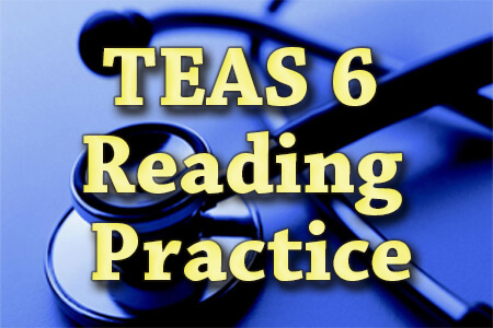 TEAS 6 Reading Practice