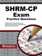 SHRM-CP Exam Practice Questions