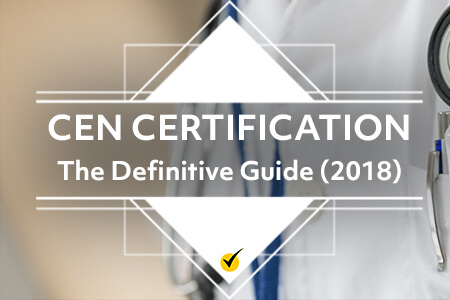 CEN Certification: The Definitive Guide (2018)
