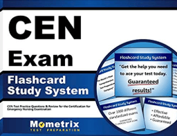 CEN Flashcard Study System