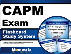 CAPM Exam Flashcards Study System