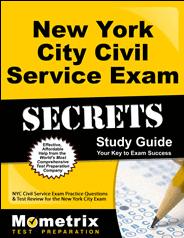 NYC Civil Service Exam Secrets Study Guide