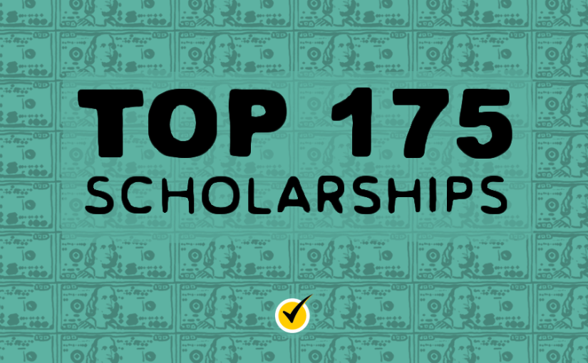 Top 175 Scholarships for College