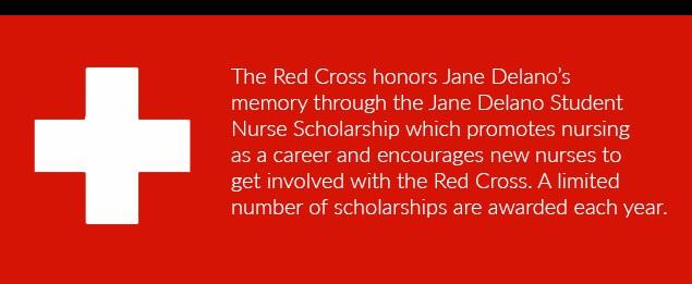 American Red Cross Jane Delano Student Nurse Scholarship