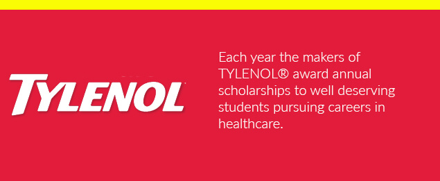 TYLENOL Future Care Scholarship