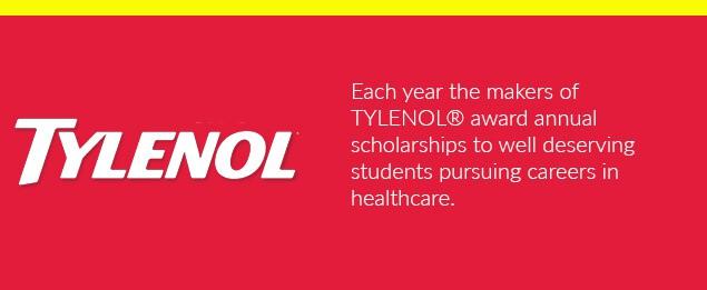 TYLENOL Future Care Scholarship