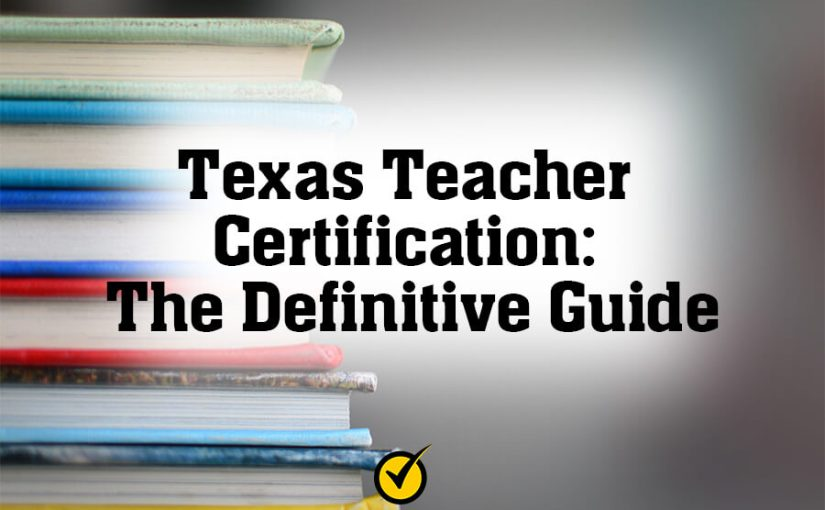 Texas Teacher Certification Test