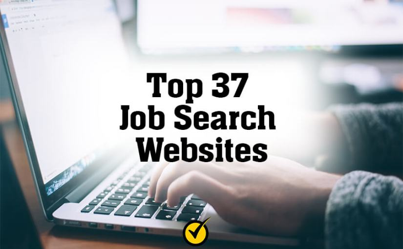 Top 37 Job Search Websites