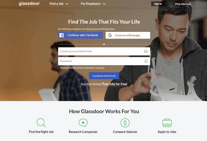 Glassdoor