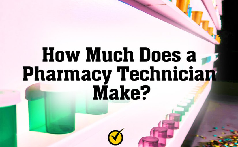 How Much Does a Pharmacy Technician Make