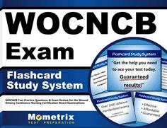 WOCNCB Exam Flashcards Study System