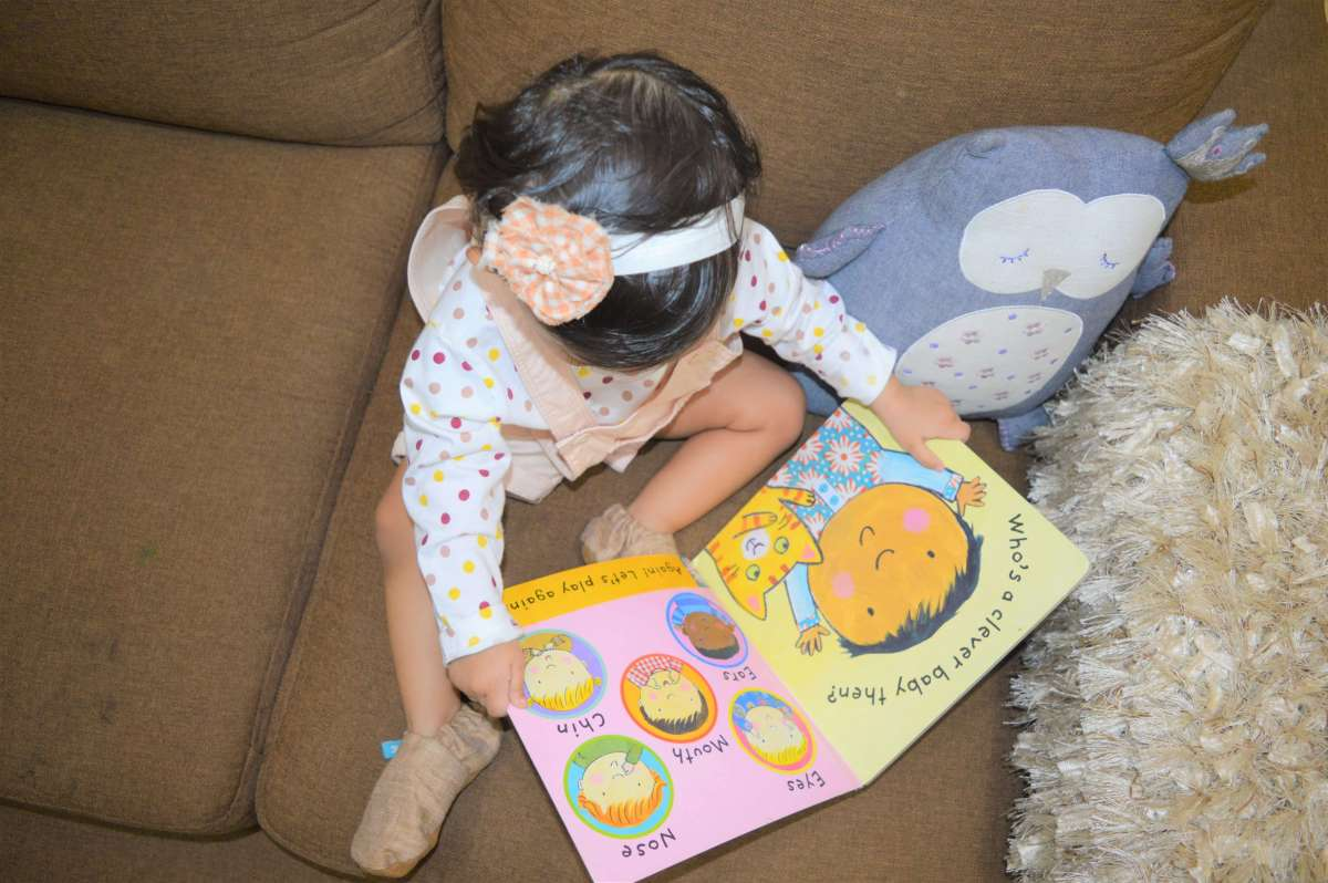 Our Favorite Children's Books: 6-12 months