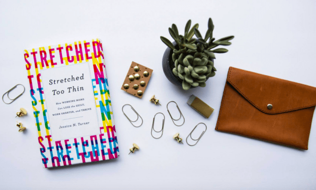 Stretched Too Thin by Jessica Turner