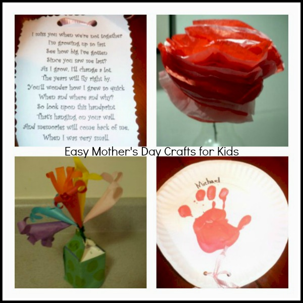 5 Mother S Day Craft Ideas For Kids