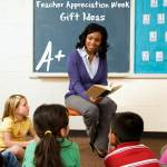 "Five ""A+"" Teacher Appreciation Week Ideas"