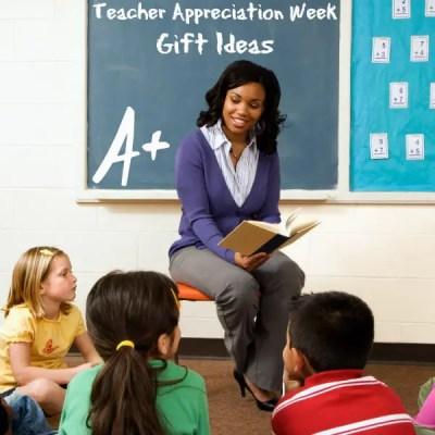 """Five """"A+"""" Teacher Appreciation Week Ideas"""