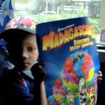 Madagascar 3 and Central Park Zoo Scavenger Hunt