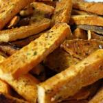 Picky Eater Recipes: Simple Oven-Baked Sweet Potato Fries