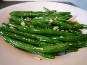 fresh string beans