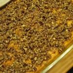A Smashing Sweet Potato Casserole Recipe
