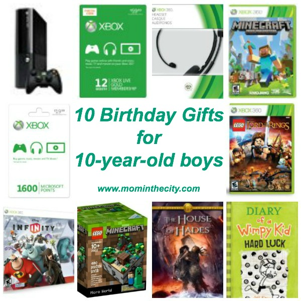 10 Birthday Gifts For 10-Year-Old Boys