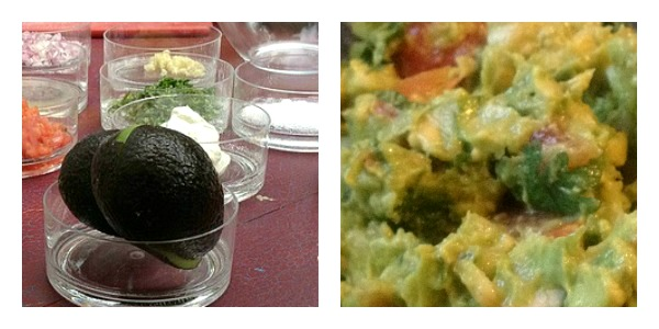 easy kids guacamole recipe