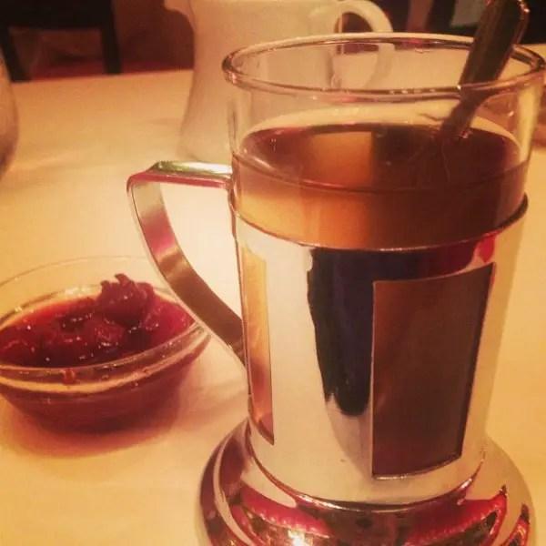 Russian Tea Room Restaurant Week