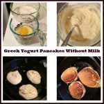 Greek Yogurt Pancakes Without Milk (And NY State Tests)