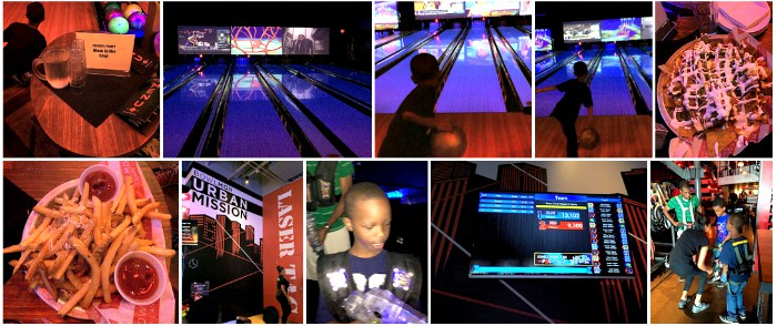 Summer Bowling Fun Bolwmor Chelsea Piers