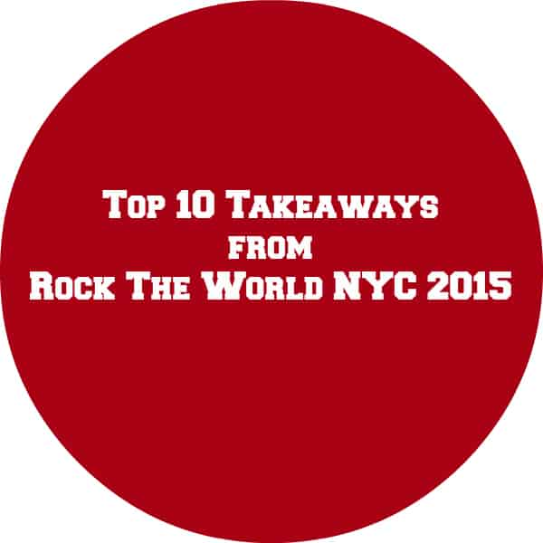 rock the world nyc 2015