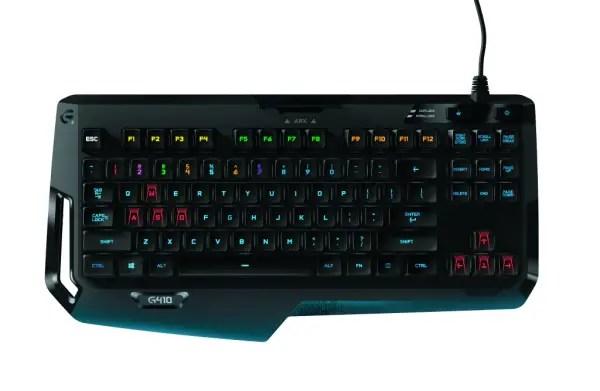 Logitech G Gaming Keyboard