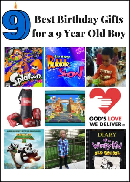 9 Best Birthday Gifts For A 9 Year Old Boy