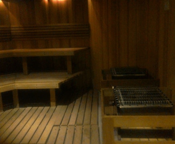 Mount Airy Casino Resort Sauna