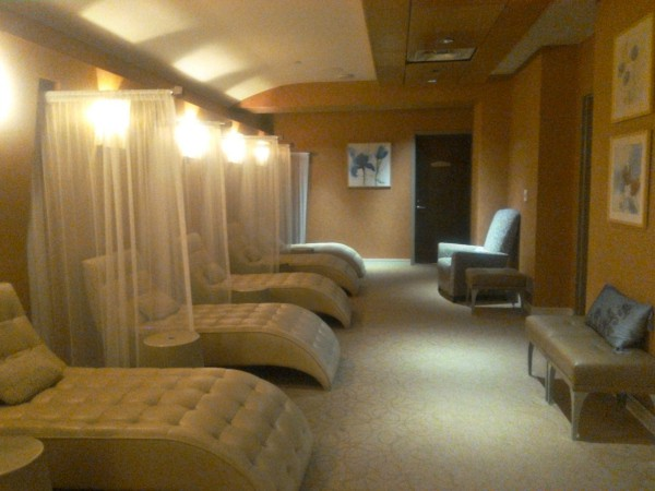 Mount Airy Casino Resort Spa Waiting Area