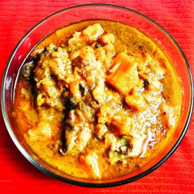 How to Make Healthy Chicken and Sweet Potato Curry