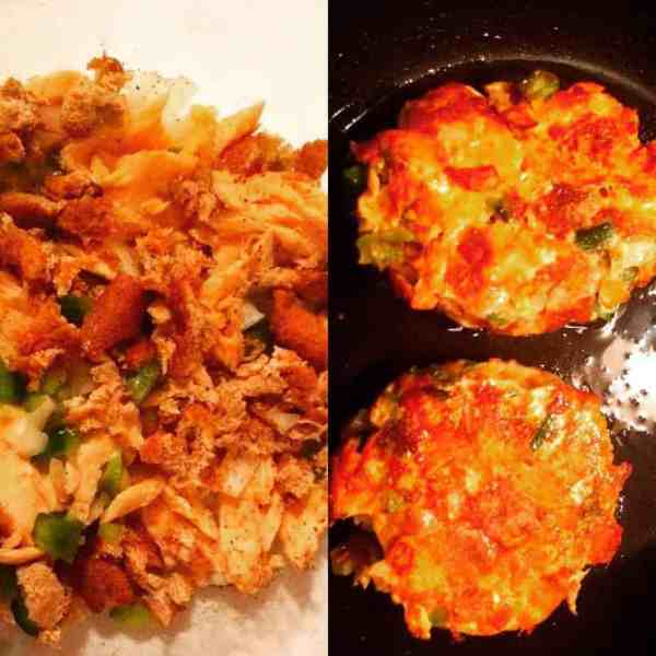 Salmon Croquettes Recipe with Canned Salmon
