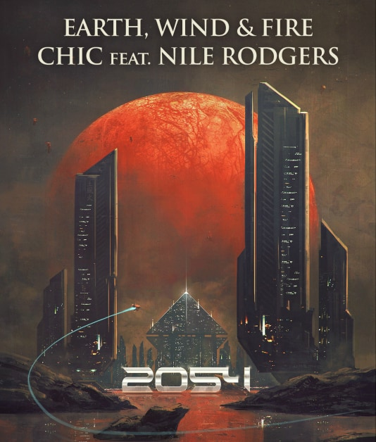 Earth, Wind & Fire and CHIC ft. Nile Rodgers- 2054 The Tour -Parents Night Out- Giveaway