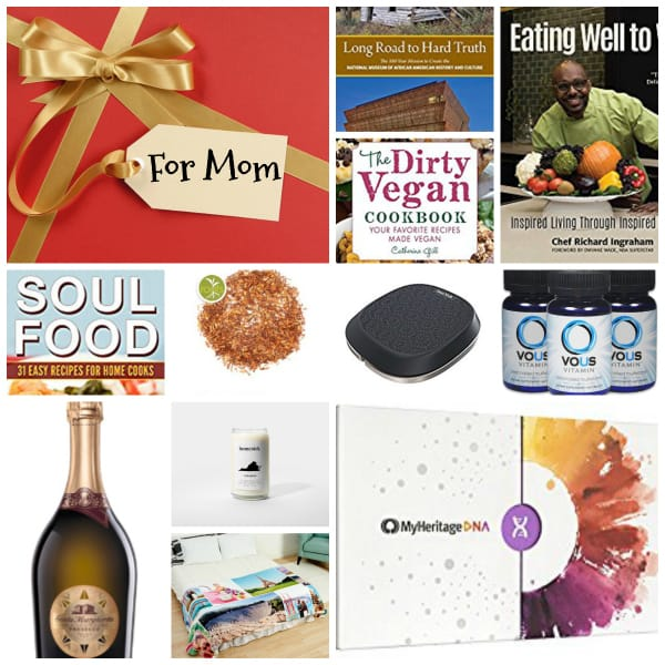 2017 Holiday Gift Guide for Mom Plus Giveaway