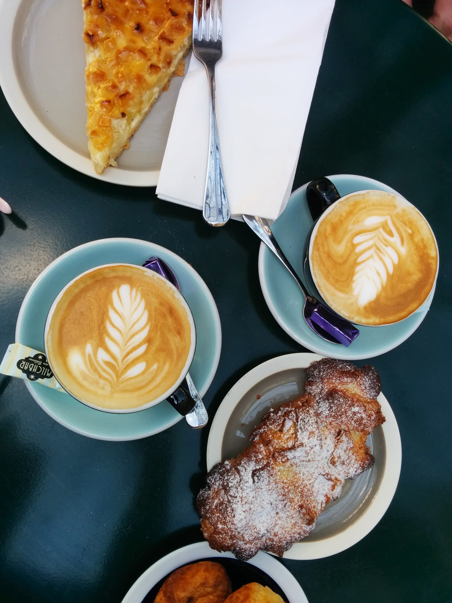Best Coffee Shops in Zurich