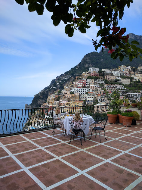 Our Positano family vacation